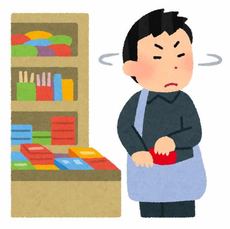【旭川】「レジで店員に出すのが恥ずかしかった」書店でアダルトグッズを万引き、23歳男を逮捕